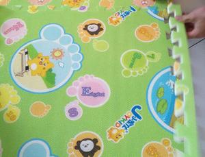Environmental non-toxic foam wall stickers AS00120-10