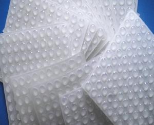 Transparent mat
